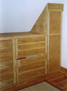 Bespoke Wardrobe and Drawers