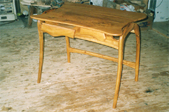 Cherrywood Writing Desk